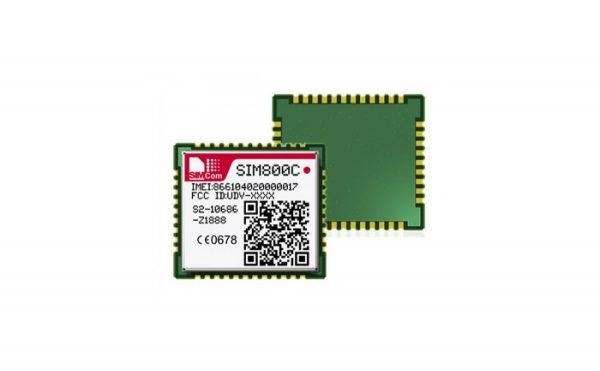 ماژول SIM800-C GPRS-GSM-GPS