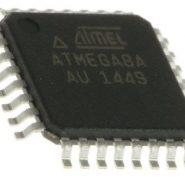 میکرو کنترولر ATMEGA 8A