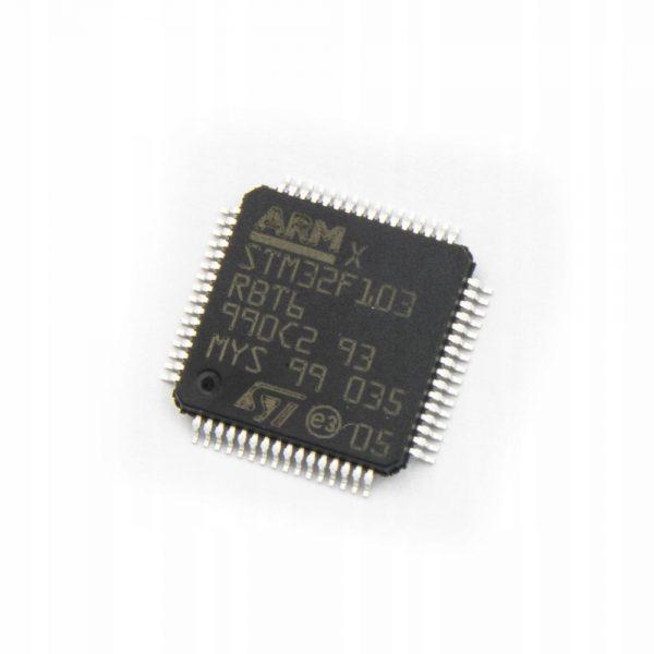 میکروکنترلر STM32F103RBT6 اورجینال