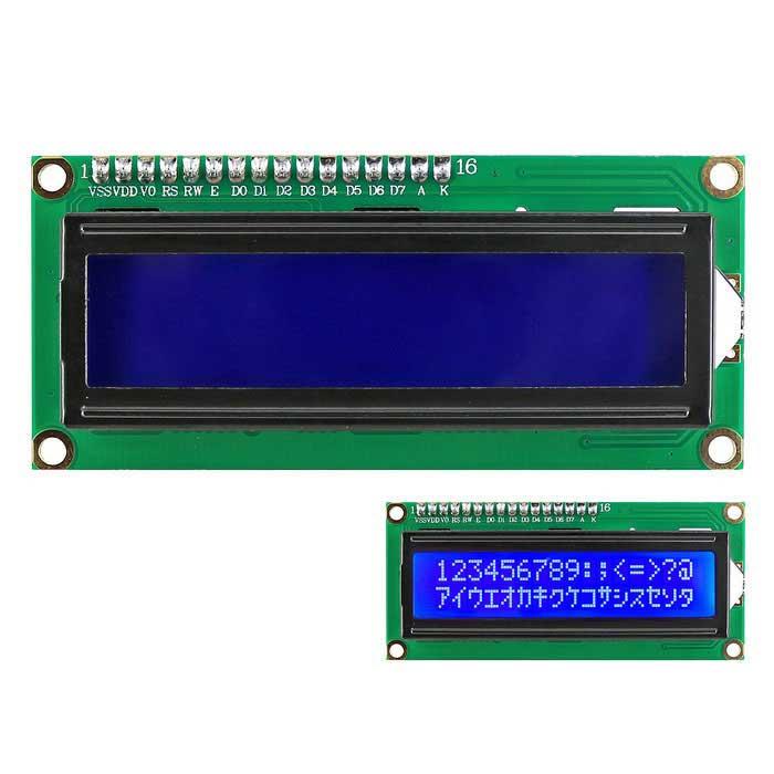 نمایشگر های LCD/GLCD