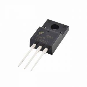 ترانزیستور ماسفت FQPF20N60C