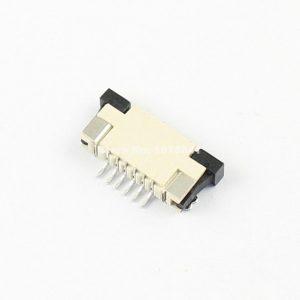 کانکتور 6 پین FPC 0.5MM 6Pin Bottom – FPC