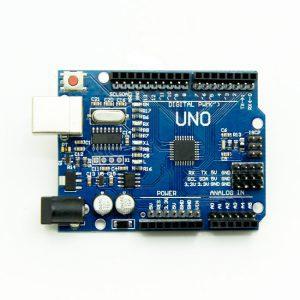 برد آردوینو اونو Arduino UNO SMD با درایور CH340G