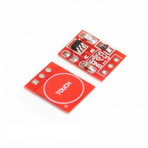 ماژول تاچ خازنی TTP223 مینی - Touch Sensor TTP223